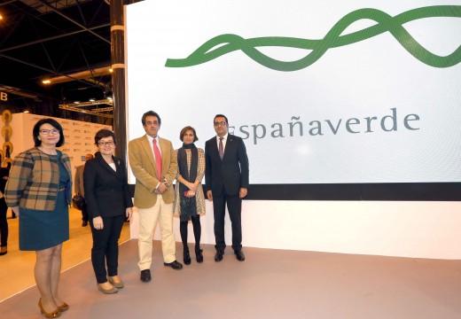 Galicia asume en Fitur as funcións de coordinación da marca España Verde