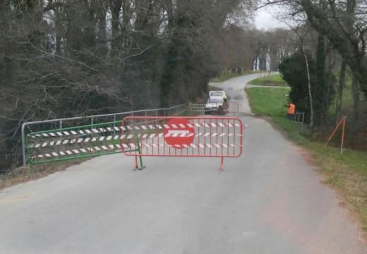 O Concello de Ordes traballa pola vía de emexencia para reabrir o antes posible a 'Ponte Pereira'