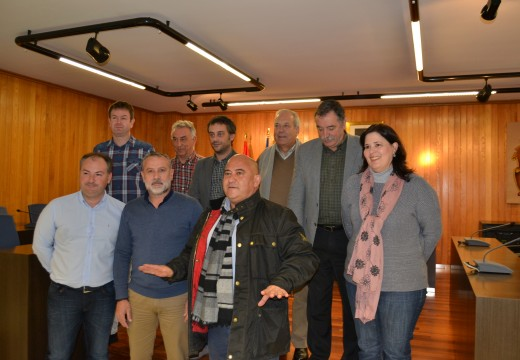 Cambre acorda co resto de alcaldes da comarca a modificación da ligazón da Vía Ártabra coa AP-9