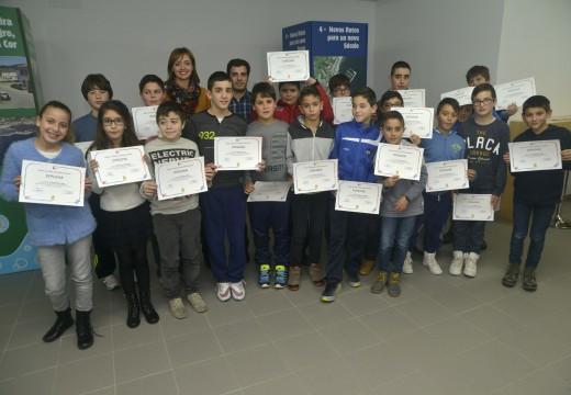 22 rapaces recolleron os seus diplomas como alumnos no curso Infornadal