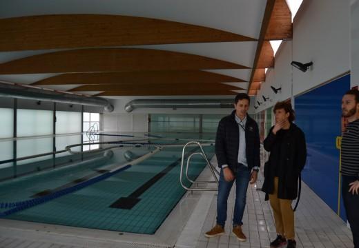 A piscina da Barcala abre mañá as súas portas despois de case un ano pechada por obras