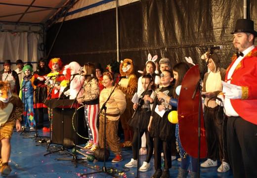 A concellería de Cultura anuncia un incremento da achega municipal para as comparsas