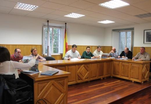 Frades aproba os seus orzamentos para 2016, que ascenden a 1,84 millóns de euros e teñen un marcado carácter social