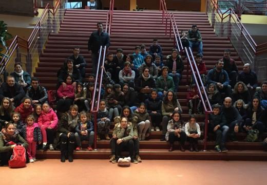 Setenta veciños e veciñas de Frades participaron nunha viaxe a Xuvenlugo
