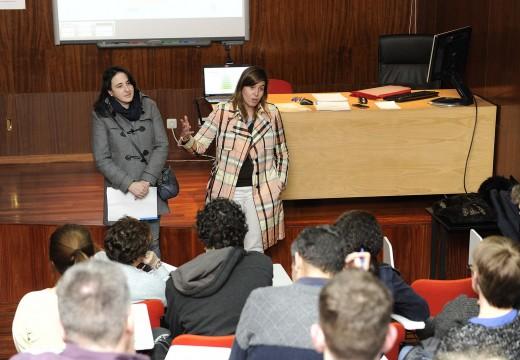 Un total de 48 equipos de centros educativos de toda Galicia participan nesta nova edición do programa de debate Parlamento Xove