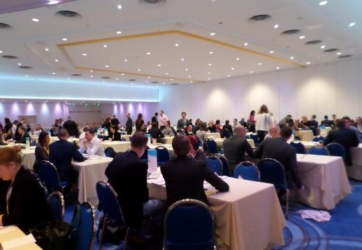 A Xunta promove o turismo de negocios no Workshop Confecred de Abu Dhabi