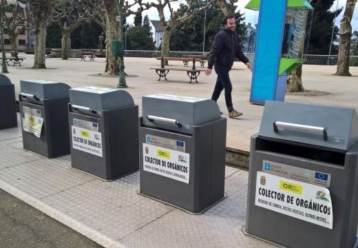 O Concello  de Ordes xerou no pasado 2015 máis de 5.000 t de residuos de distinto tipo