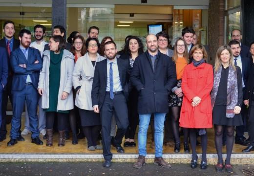 Nava Castro destaca a metodoloxía moderna e eficaz do Centro Superior de Hostalería de Galicia que combina práctica e teoría