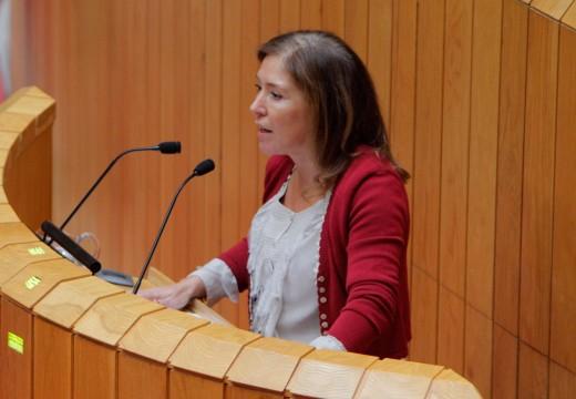 Beatriz Mato destaca que a lei de medidas en materia de urbanismo axiliza os trámites ao tempo que blinda a autonomía municipal