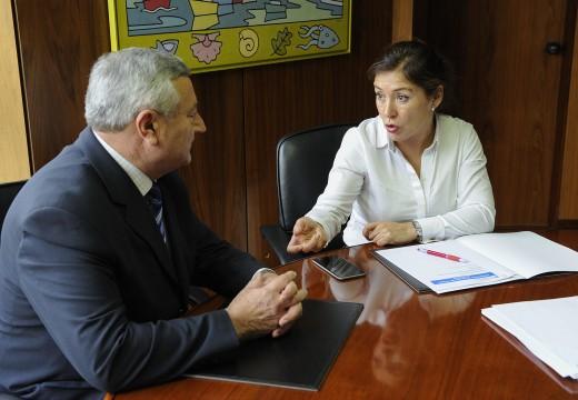 A Xunta investirá máis de 400.000 euros nas obras de abastecemento a Restande e Monzo, en Trazo