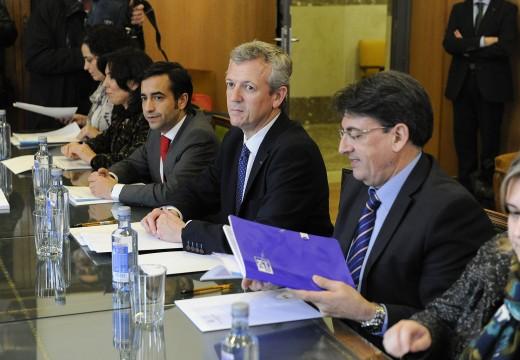 Xunta e Fiscalía manteñen o 1 de marzo para a implantación definitiva da nova oficina fiscal