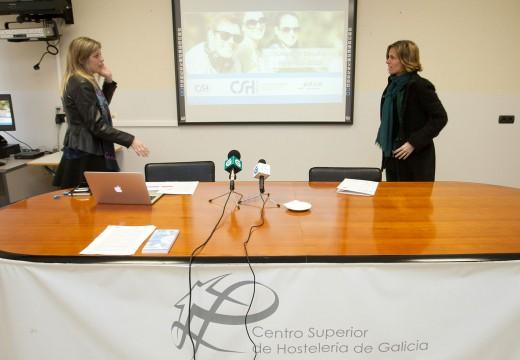 O Centro Superior de Hostalería de Galicia captará novos alumnos a través dun concurso didáctico de xestión hoteleira