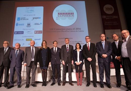 A Xunta destaca a importancia de potenciar iniciativas que faciliten o inicio da recuperación económica