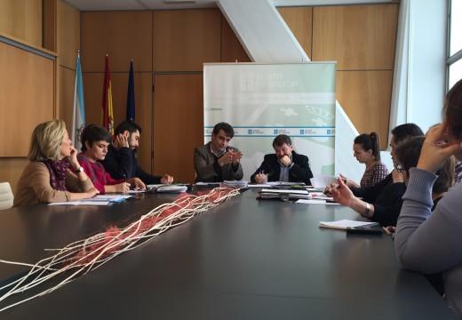 A Xunta estudará caso por caso a situación dos residentes nas vivendas problemáticas de Novo Mesoiro