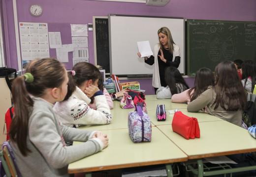 O Concello de San Sadurniño promove a Igualdade entre a comunidade educativa con obradoiros dirixidos a primaria