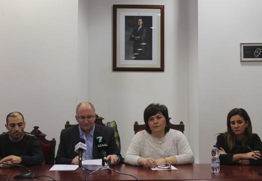 Os Concellos de Lousame e Noia solicitan un obradoiro de emprego de 6 meses e 32 persoas en carpinteiría, albanelería e xardinería