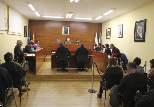 Unanimidade do Pleno Municipal de Oroso para esixir a Fomento a que remate as obras do enlace sur da AP-9 en Sigüeiro