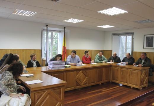 O pleno municipal aproba por unanimidade o primeiro Plan Xeral de Ordenación Municipal do concello de Frades