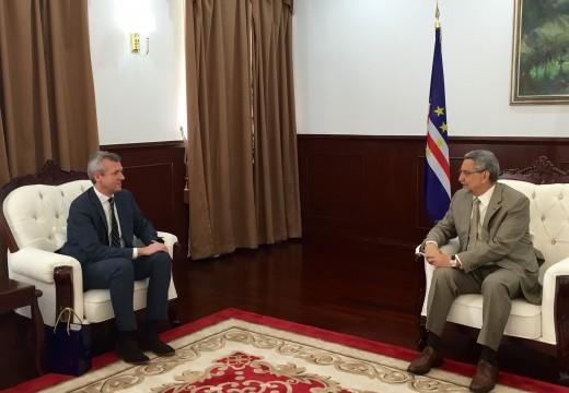 A Xunta de Galicia e a República de Cabo Verde colaborarán en materias como pesca, turismo, medio ambiente e educación