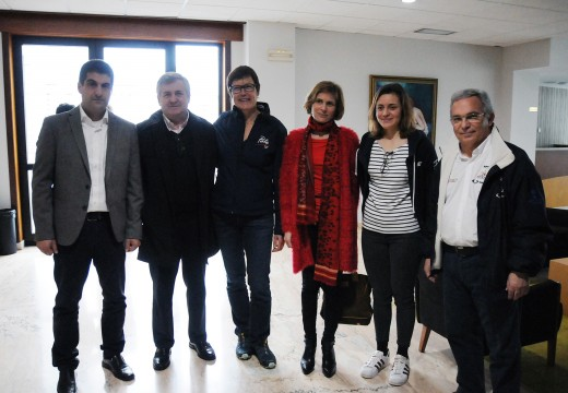 Nava castro destaca a potencialidade de Galicia como destino  para o turismo deportivo