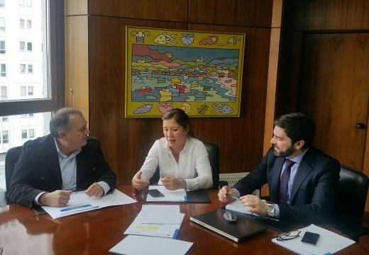 Medio Ambiente destinará case dous millóns de euros á ampliación e mellora da depuradora da Laracha