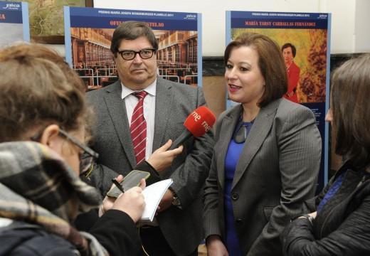 A Xunta incide na importancia de facer chegar á sociedade as contribucións feitas polas mulleres galegas á ciencia e á tecnoloxía