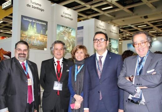 Turismo de Galicia aposta pola colaboración público-privada para a promoción da nosa comunidade na feira ITB de Berlín