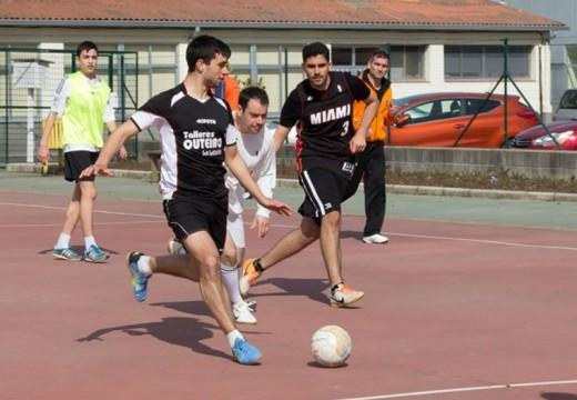 72 deportistas participan este xoves no VII Tetramaratón Concello de San Sadurniño