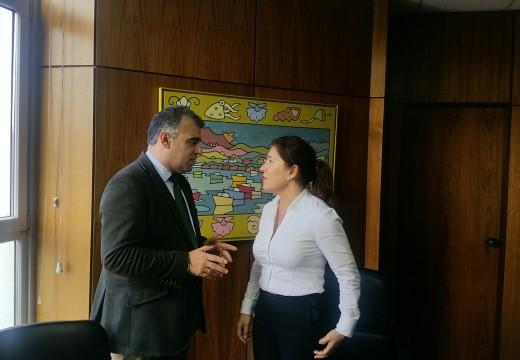 Medio Ambiente investirá máis de 730.000 euros na mellora do abastecemento de Oza-Cesuras