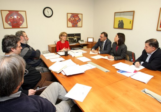 A nova Lei do Solo permitirá axilizar a tramitación do planeamento dos aeroportos de Vigo e Santiago