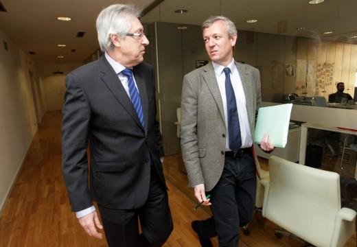 Xunta e TSXG analizan as necesidades de novos xulgados en Galicia á espera de que o ministerio cree novas unidades