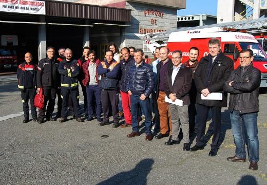 A Xunta reúne en Ourense a todos os efectivos de emerxencias para mellorar a súa coordinación na loita contra os lumes