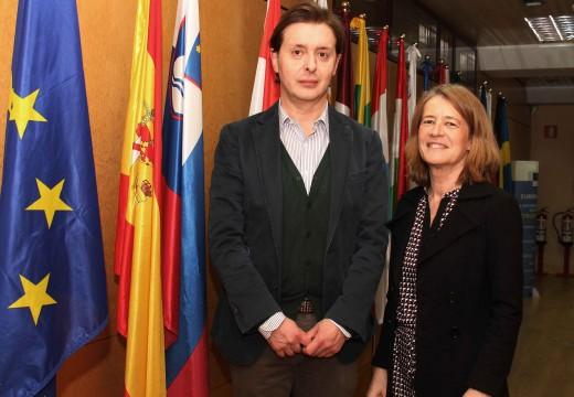 A Xunta aborda coa directora da Comisión Europea en Madrid os bos resultados acadados co programa TecEuropa