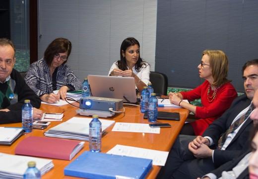 O IET avanzará en 2016 no desenvolvemento da Estratexia da paisaxe galega e na implantación da infraestrutura de datos espaciais
