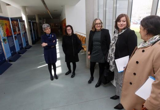 A Xunta salienta a importancia de incrementar a presenza da muller nos ámbitos cientificos e tecnolóxicos de Galicia