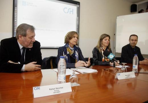A Escola de Turismo Itinerante desenvolverá este ano un programa de profesionalización no Camiño de Santiago