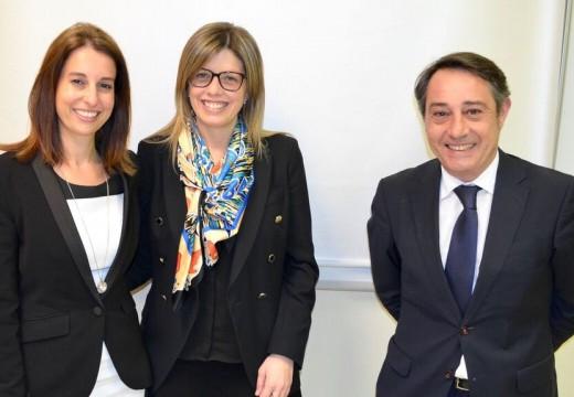A Cadea Marriot escolle o Centro Superior de Hostalería de Galicia para captar talento para os seus hoteis de EEUU