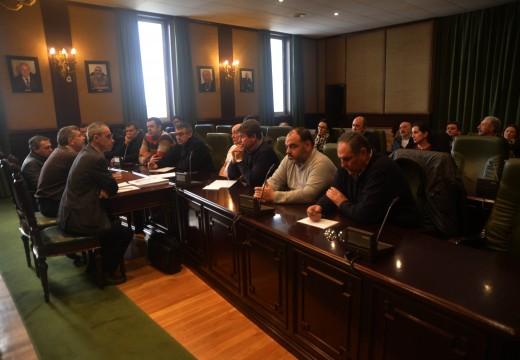 Constituída a Comisión de Seguimento da nova lonxa de Riveira
