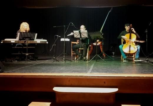 Máis de mil nenos de primaria asistiron no Auditorio de Riveira a catro concertos didácticos sobre instrumentos musicais