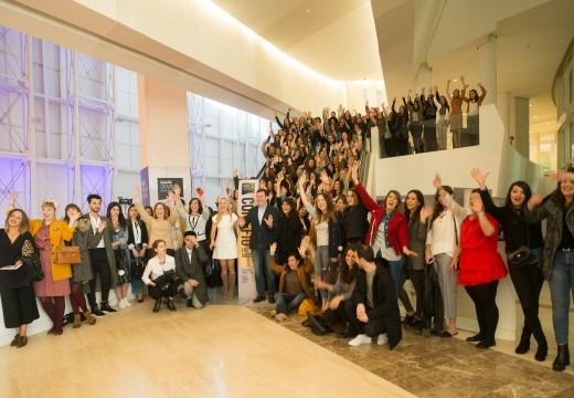 Román Rodríguez destaca a importancia das novas formas de comunicar no encontro de blogs de moda na cidade da cultura