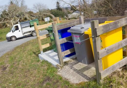 San Sadurniño reorganiza as rutas e os días da recollida do lixo