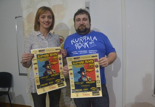 Bandas vascas e galegas integran o cartel do noveno Kurrala Rock en Corrubedo