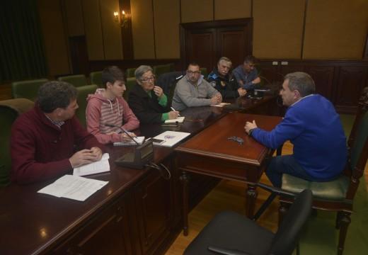 A Mesa da Peonalización estudará posibles actuacións no entorno do Concello