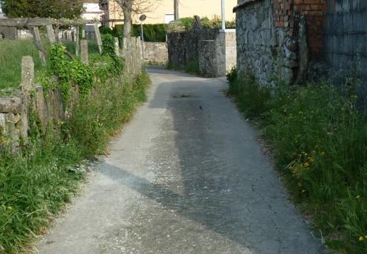 Adxudicación provisional das obras de saneamento nos lugares de Sobrido, Carballo e Meixe na parroquia de Oleiros