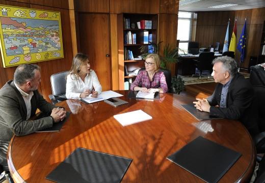 A conselleria de Ordenación do Territorio brinda colaboración técnica para axilizar a tramitación do planeamento en Cambre