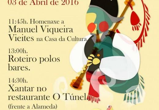 150 músicos e simpatizantes de toda Galicia participarán este domingo en Ordes no XXI Xantar Gaiteiro