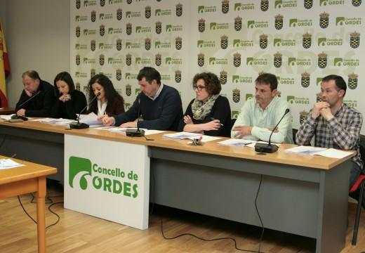Ordes secunda as demandas do Parlamento de Galicia para garantir o mantemento e o futuro do sector primario
