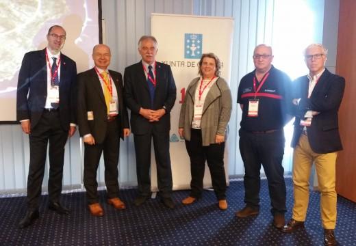 A Xunta participa no Congreso Anual da Asociación Europea do Número Unico de Emerxencias 112 en Praga