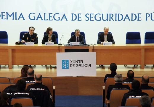 Interior e Igualdade colaboran na formación da Policía Autonómica para a protección de vítimas de violencia de xénero