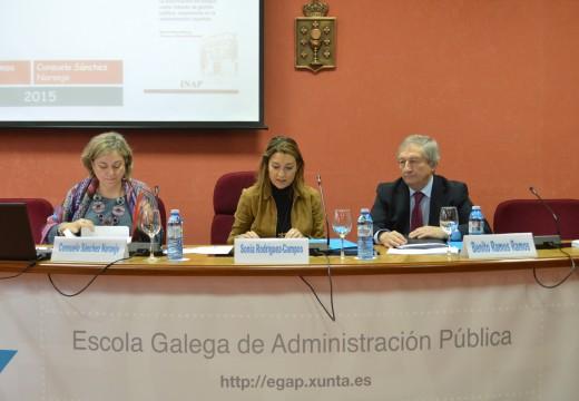 A Xunta avoga pola incorporación á axenda política da planificación estratéxica co fin de producir unha transformación na cultura organizativa das administracións públicas